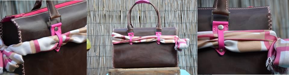 Scarf Handbag (1)