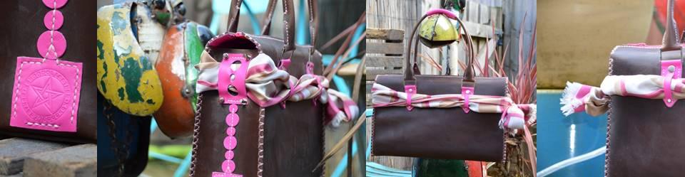 Scarf Handbag (2)