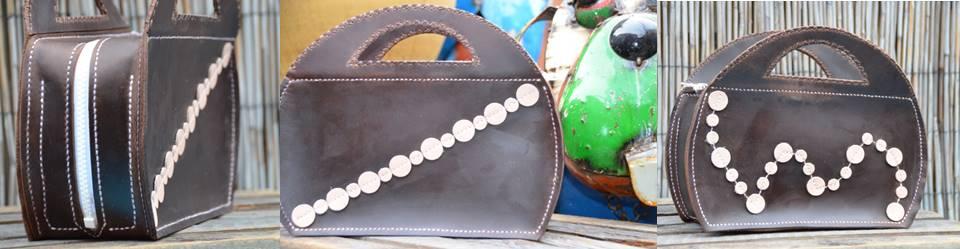 Waxed Handbag (2)