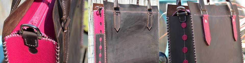 Sarah's Pink bag